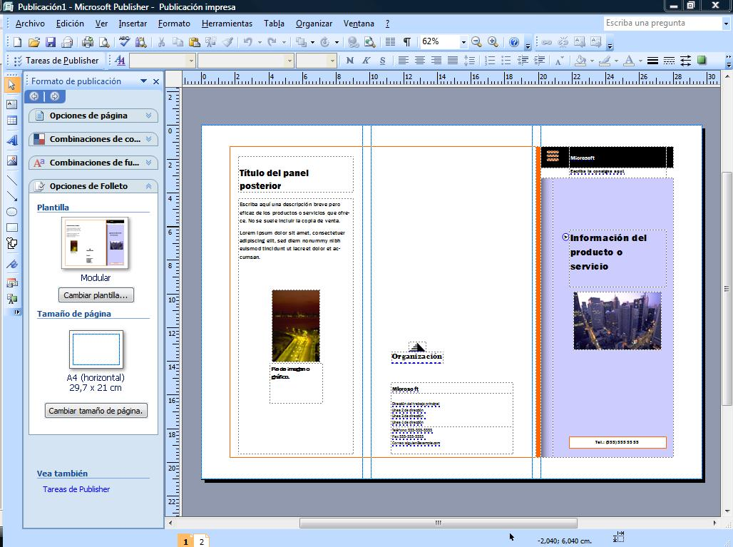 microsoft office publisher descargar gratis