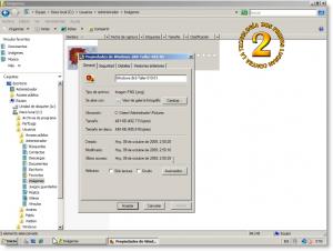 El Explorador en Windows Server 2008