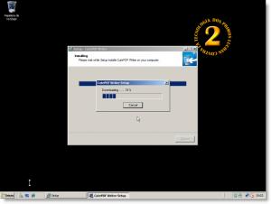 Instalación de CutePDF Writer en Windows Server 2008