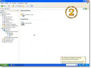 Accediendo a recursos compartidos en Windows Server 2008