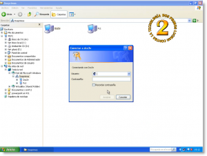 Acceso a recursos compartidos en Windows Server 2008
