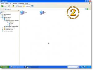 Windows Server 2008 - Cambio del grupo de trabajo