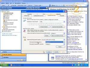 Crear firmas en Microsoft Outlook 2003