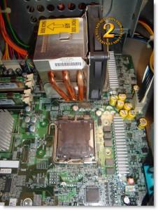Procesador en HP Proliant ML150 G3