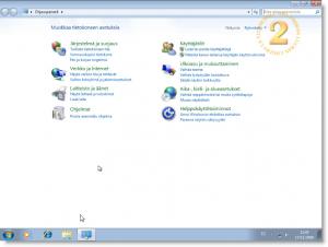 Windows 7 suomi