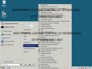 Windows Server SBS 2008  - Herramientas Administrativas