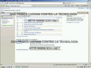 Windows Server SBS 2008 - SharePoint 3
