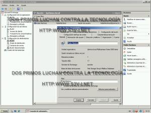 Windows Server SBS 2008 - Exchange 2007
