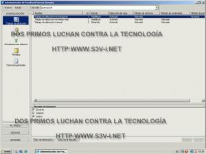 Windows Server SBS 2008 - Forefront