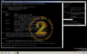 Configuración ip en CMD con NETSH