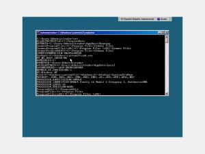 Trabajndo con Server 2008