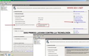 Configuracion Seguridad Mejorada Windows server 2008