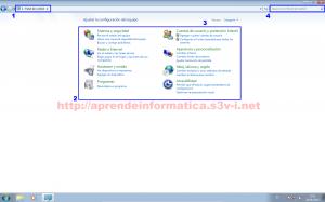 Windows 7 - Panel de Control