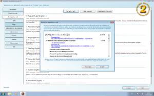 Web Platform Installer - Instalación de dependencias