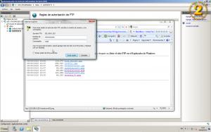 Acceso a FTP mediante IExplorer