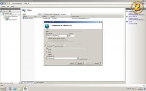 Creando un sitio FTP en IIS 7