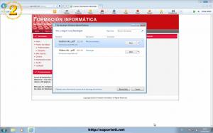 Internet Explorer 9 - Gestor de descargas