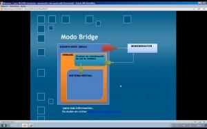 Modo de red Bridged en VmWare