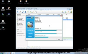 EASEUS Partition Manager Home