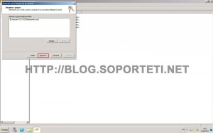 Windows Server 2008 - Delegar unir equipo dominio