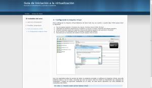 Curso de virtualización
