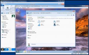 Grupo Hogar en Windows 8
