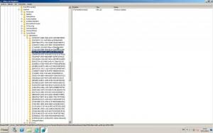 Modo Cachirulo de Windows - Registro
