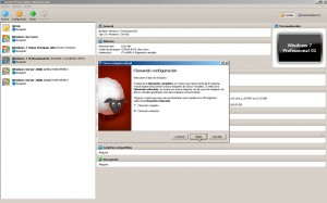 VirtualBox - Clonando un sistema Windows 7