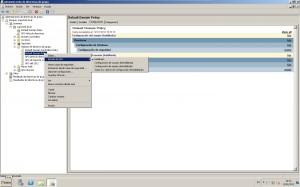 GPOs - Habilitar deshabilitar acción sobre equipos o usuarios