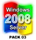Vídeo tutoriales de Windows Server 2008 - Pack 03