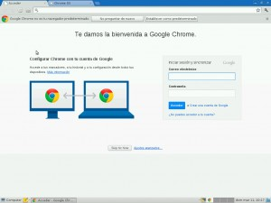 Chrome OS - Instalación