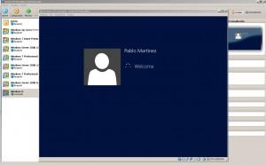 Windows 8 - Iniciando sesión