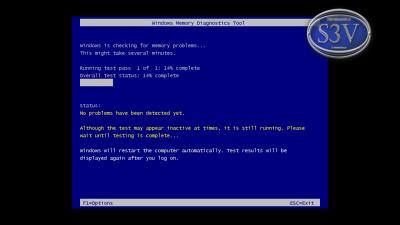 Windows Server 8 - Windows Memory Diagnostic