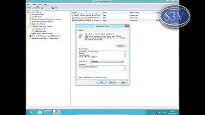Windows 8 - Local Security  Policy
