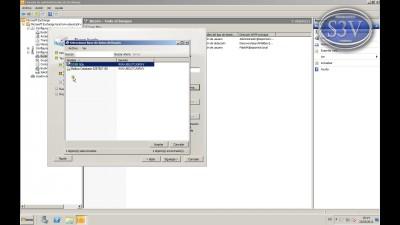 Exchange Server 2010 - Selecciona BBDD