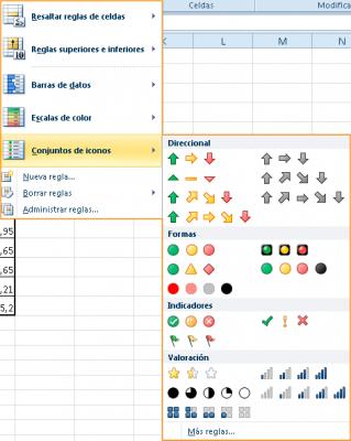 Excel 2010 - Formatos condicionales