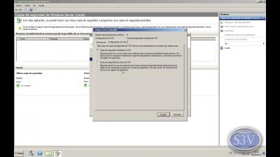 Exchange Server 2010 - Copia de seguridad