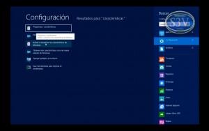 Windows 8 - Agregar o quitar características