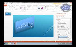 PowerPoint 2013 - Trabajar con formas