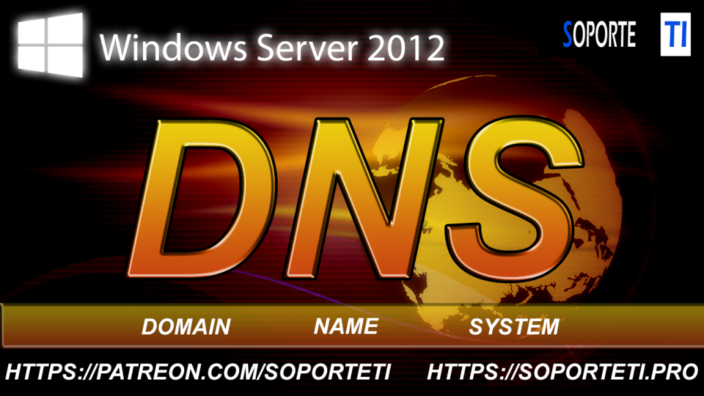 Windows Server 2012 – Impedir acceso a sitios Web mediante configuración DNS – 1 Vídeo