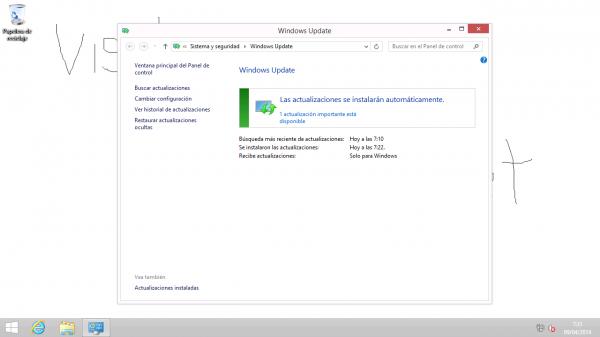 Actualización a Windows 8.1