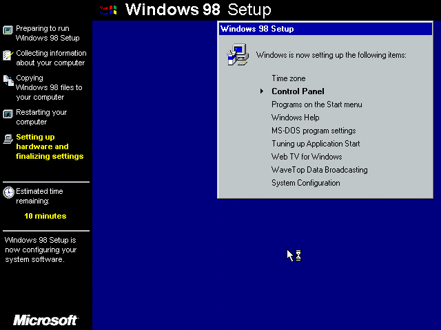 Windows 98 07