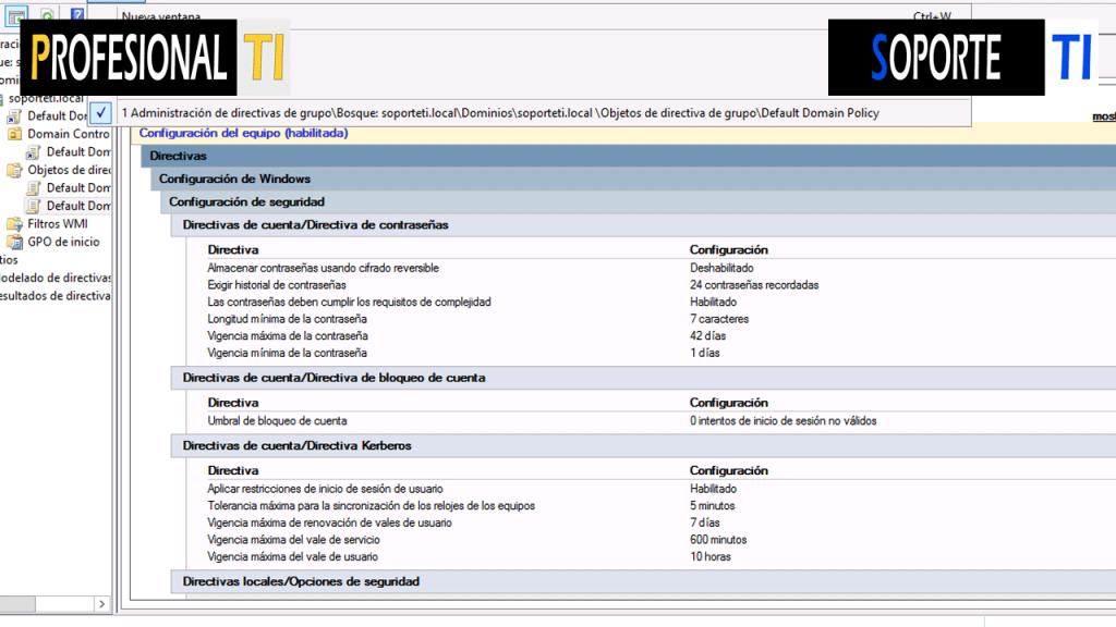Plantillas administrativas de GPOs para Office, Chrome y más!!