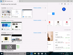Edge - Windows 10 Creators Update