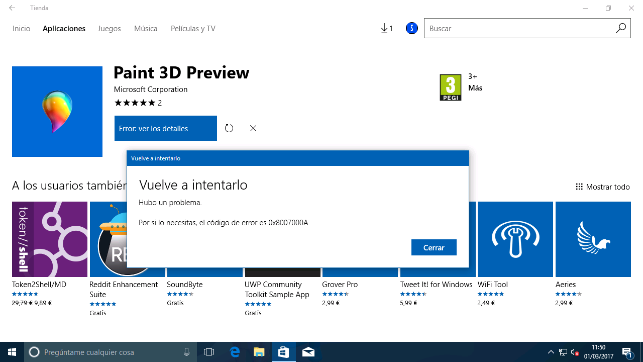 Paint 3D - Windows 10 Creators Update