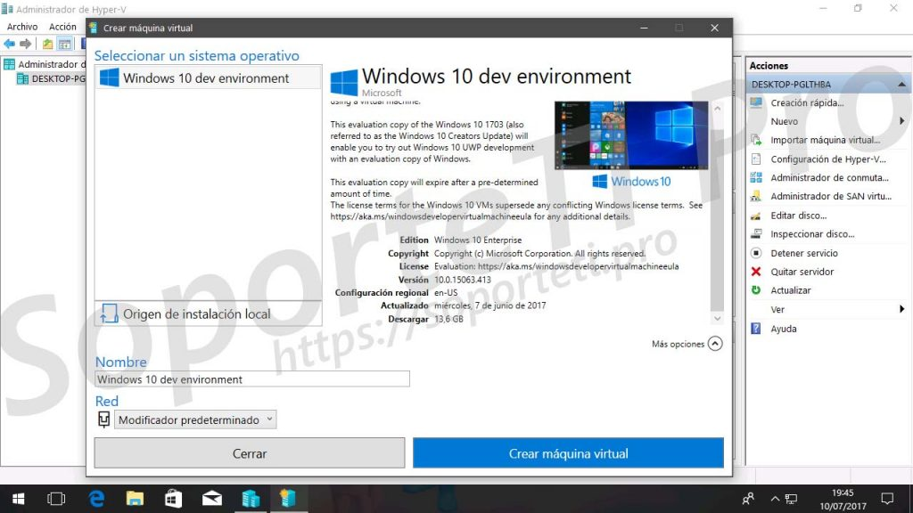 Windows 10 - 16237.1001 rs_prerelease