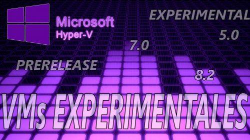 Novedades de Hyper-V para el Fall Creators Update – 1 Vídeo