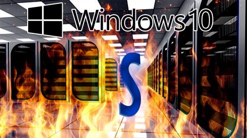 Windows 10 S – La verdad, toda la verdad y nada más que la verdad!!